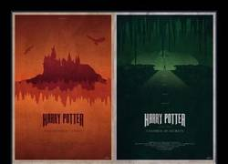Enlace a POSTERS HARRY POTTER