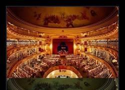Enlace a Espectacular transformación de este teatro de más de 100 años en biblioteca