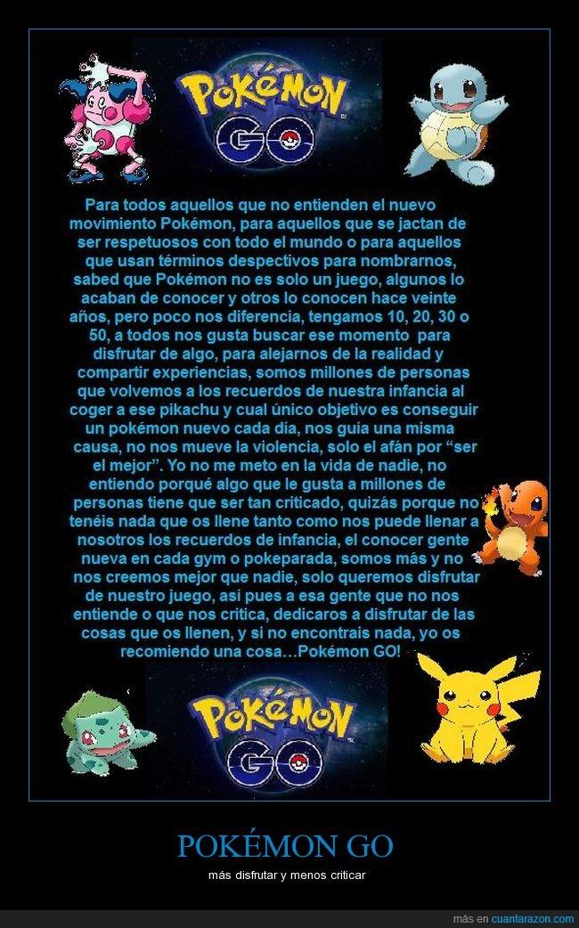juego,pokemon,pokémon go,respeto