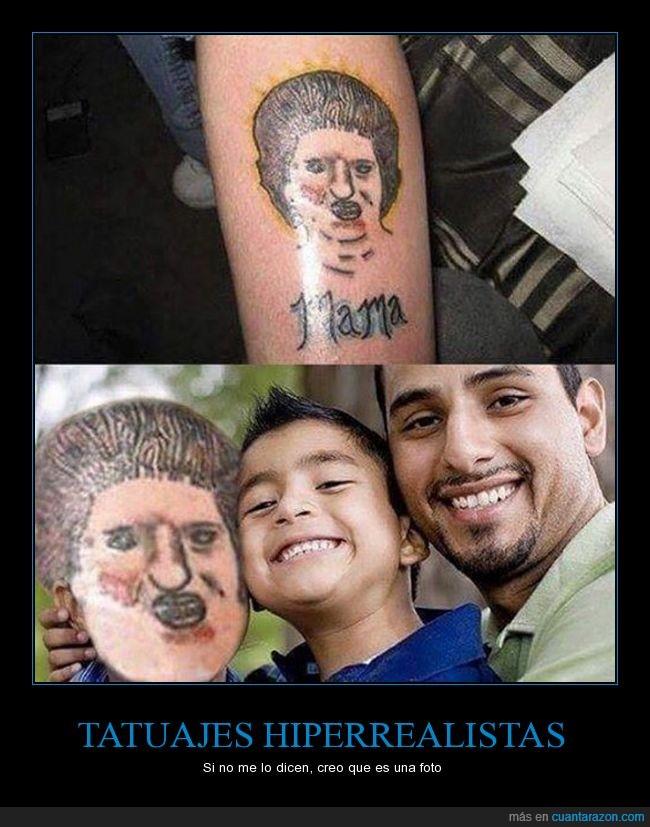 esperpento,horror,madre,mama,tatuaje