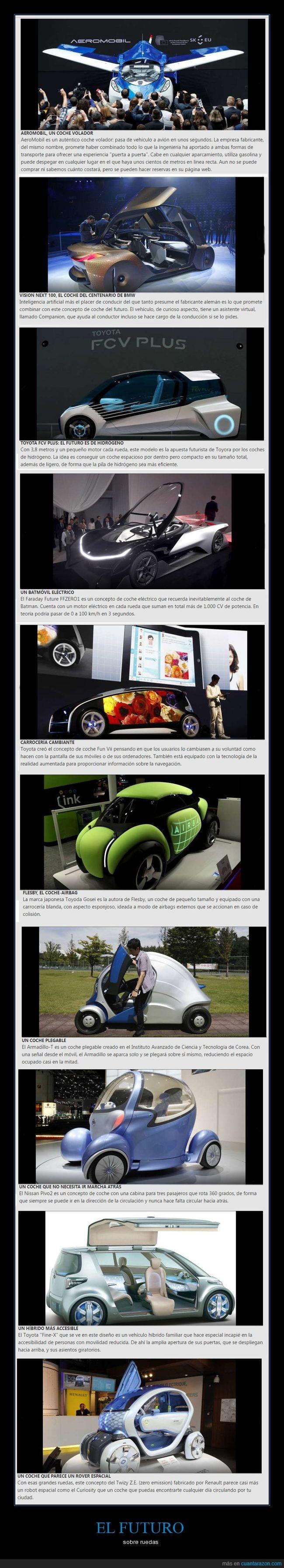 automoviles,autos voladores,futuro,ruedas