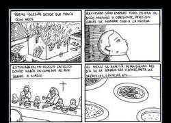 Enlace a La historia de por qué este chico está obsesionado en quemar iglesias