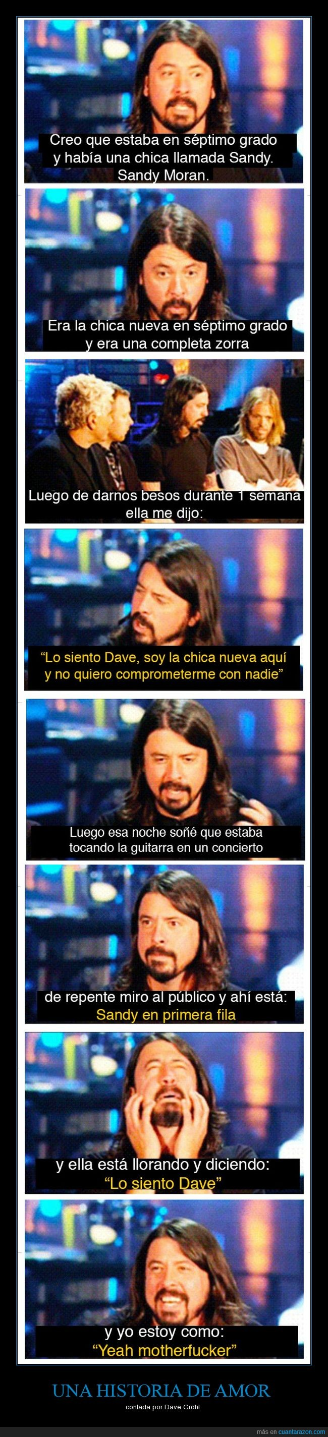 amor,Dave Grohl
