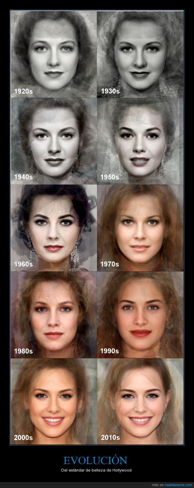 belleza,hollywood,mujer,rostro