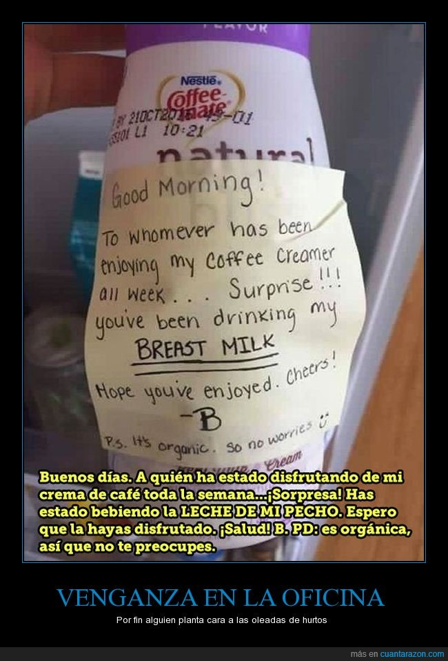 café,leche,leche del pecho,oficina,robo