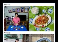 Enlace a Si vivieras en estos países, estos son los platos que tu abuela te daría con embudo