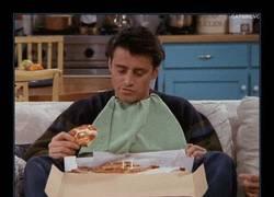 Enlace a Toda tu vida has estado recalentando mal la pizza