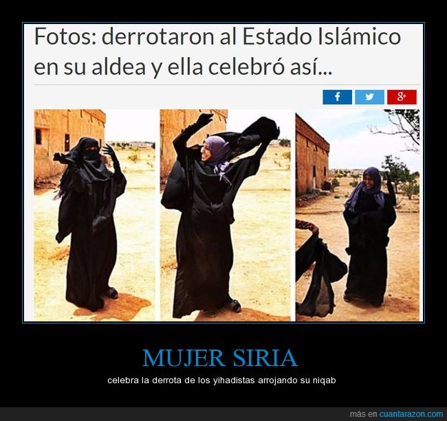 celebra,mujer,niqab,siria