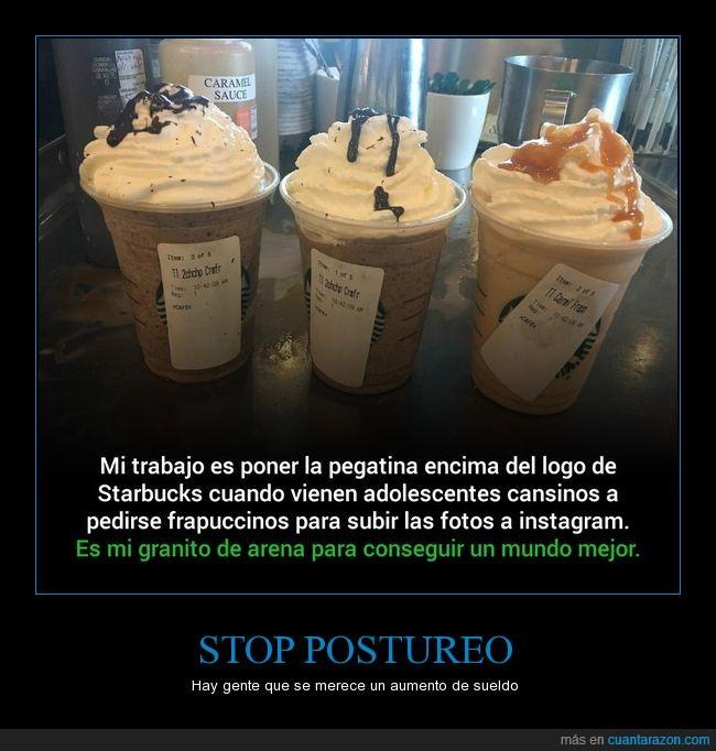 fotos,frapuccino,logo,postureo,starbucks
