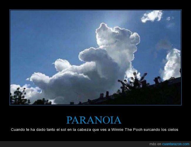 clavado,nube,winnie the pooh