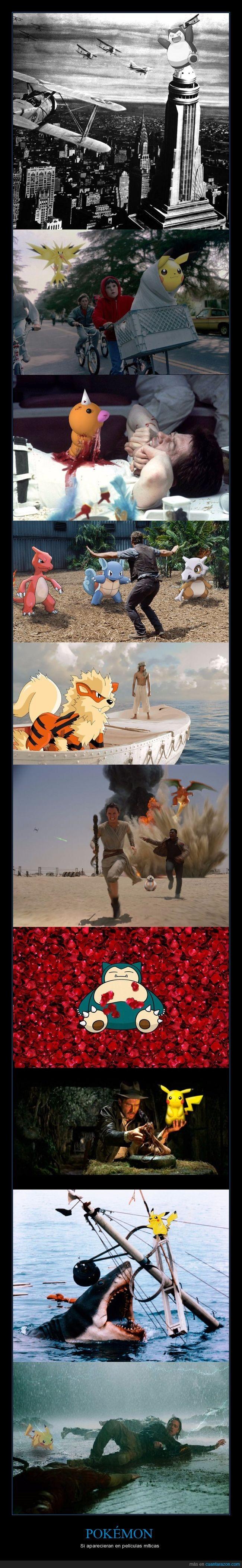 cine,películas,pokémon