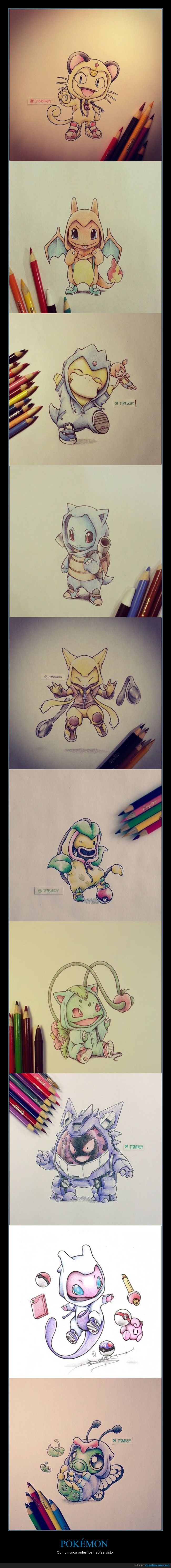 abra,blastoise,bulbasaur,caterpie,charmander,dibujos,gastly,itsbirdy,Meowth,mew,pokemon,psyduck,victreebel