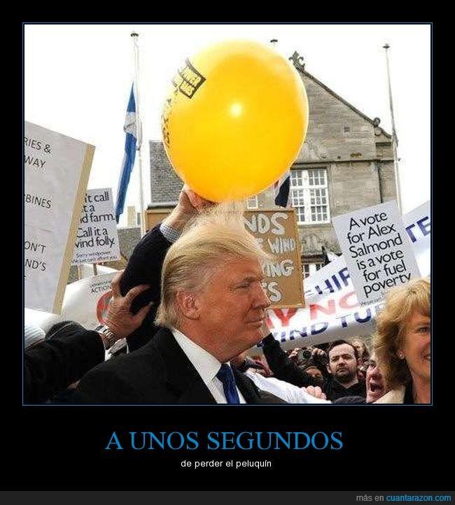 Donald,estatica,globo,pelo,Trump