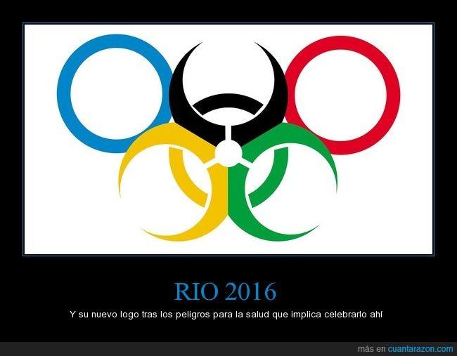 aros,logo,olimpiadas,Río