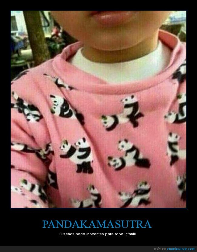 haciendo cochinadas,jersei,pandas