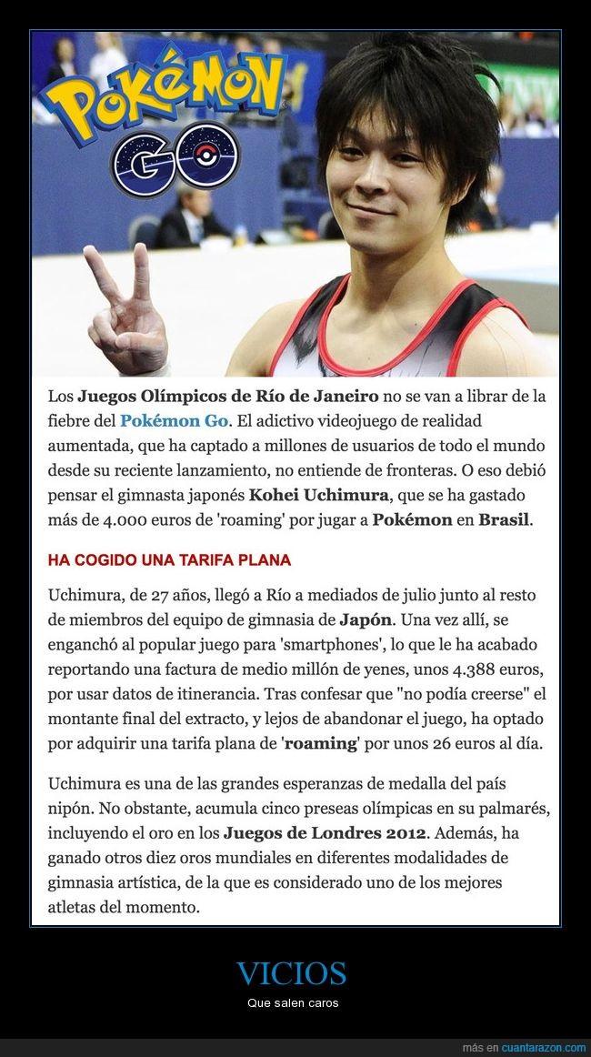 atleta,japonés,pokémon go,WTF