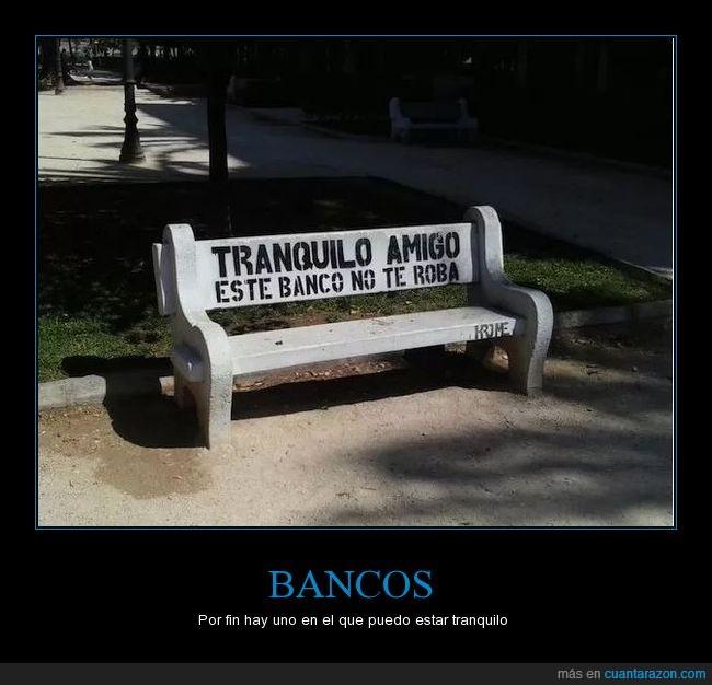 banco,Bancos,robar,tranquilo