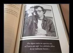Enlace a Simplemente Woody Allen