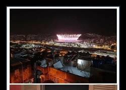 Enlace a Fotos de los Juegos Olímpicos que muestran otra perspectiva de Rio