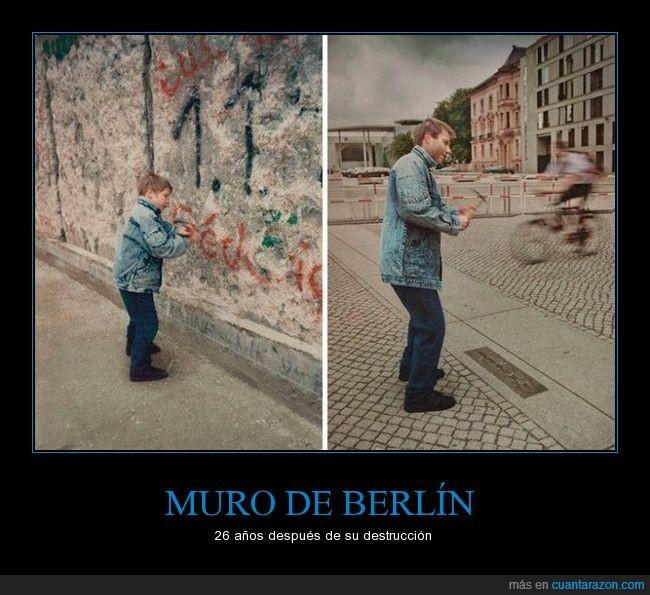 berlín,destrucción,muro