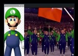 Enlace a Luigi irlandés