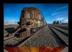 Enlace a Este tren Orient Express abandonado nos recuerda los viajes de lujo del pasado