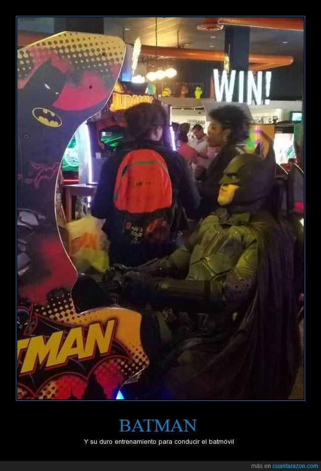 Batman,conducir,recreativa,vídeojuegos