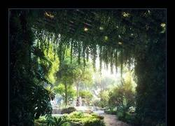 Enlace a Éste es el primer hotel que tiene un bosque interior