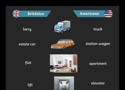 Enlace a Las diferencias entre el inglés americano y británico