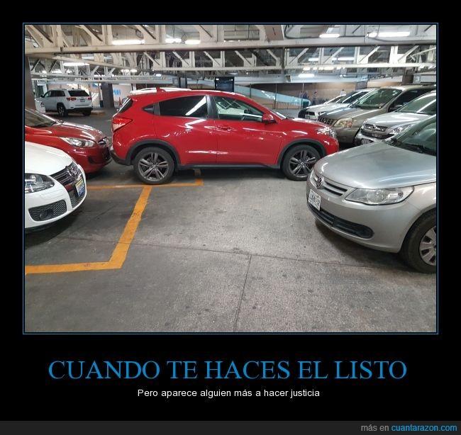 aparcamiento,dejar,justicia,parking,salir