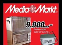 Enlace a Así hubiera sido el catálogo de MediaMarkt a principios de los años 80