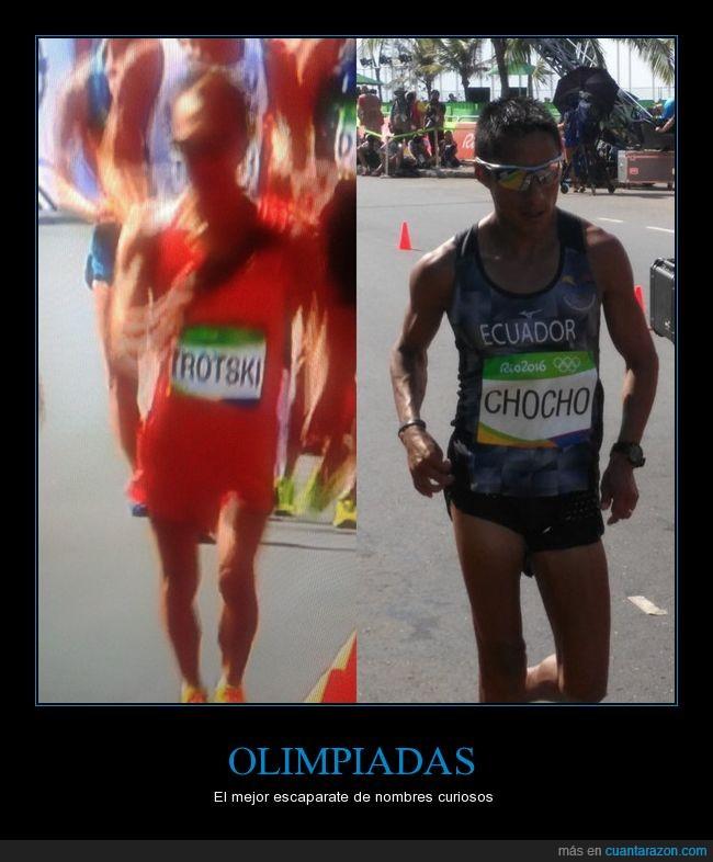 Maraton,Olimpiadas,Rio 2016,Trotsky