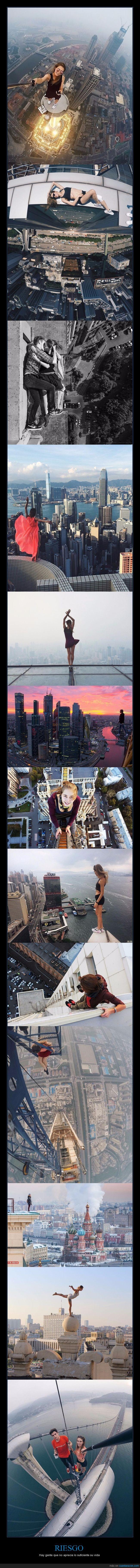 fotos,riesgo,rusa,selfies