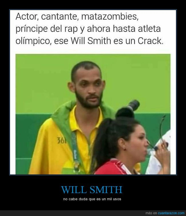 jjoo,olimpiadas,parecido,razonable,will Smith