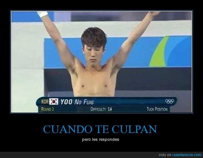 korea,nombres raros,olimpiadas,yo no fui