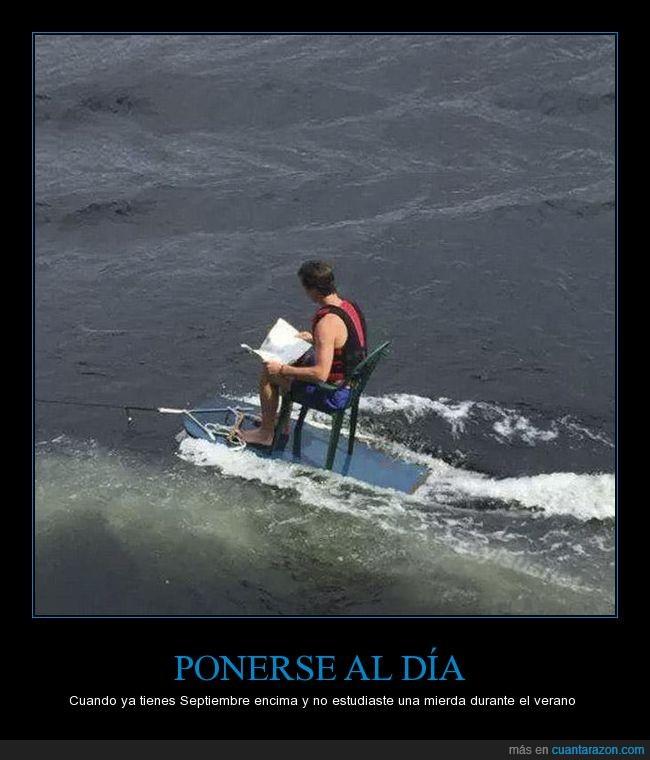 deberes,estudiar,sentado,septiembre,surf