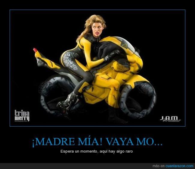amarillo,gente,humano,moto,negro