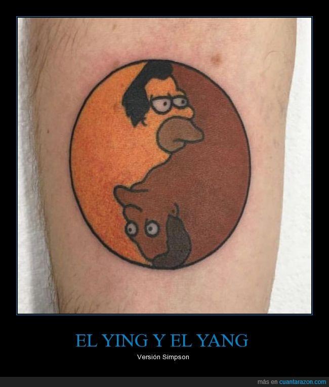 Blanco,Carl,Lenny,Negro,Tatuaje,Ying-Yang
