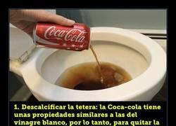 Enlace a Los ocho usos de la Coca-cola que no conocías