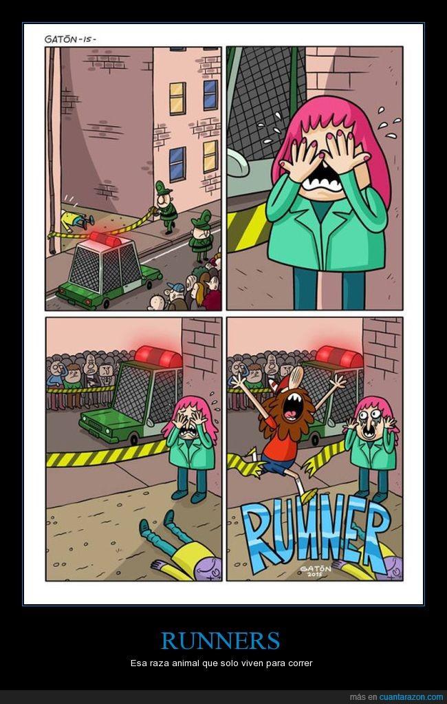 asesinato,meta,runners