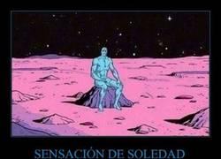 Enlace a SENSACIÓN DE SOLEDAD