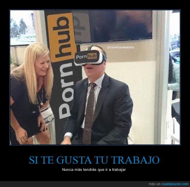 Probar,Realidad Virtual,Trabajo
