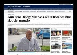 Enlace a Amancio Ortega y todas las barbaridades para hacerse el hombre más rico del mundo