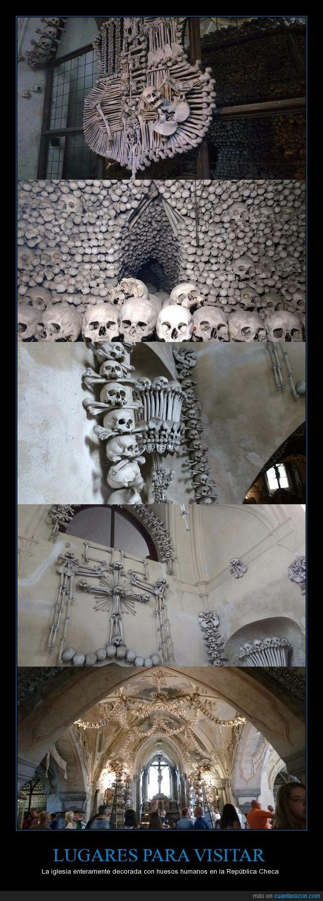 huesos humanos,iglesia,república chica