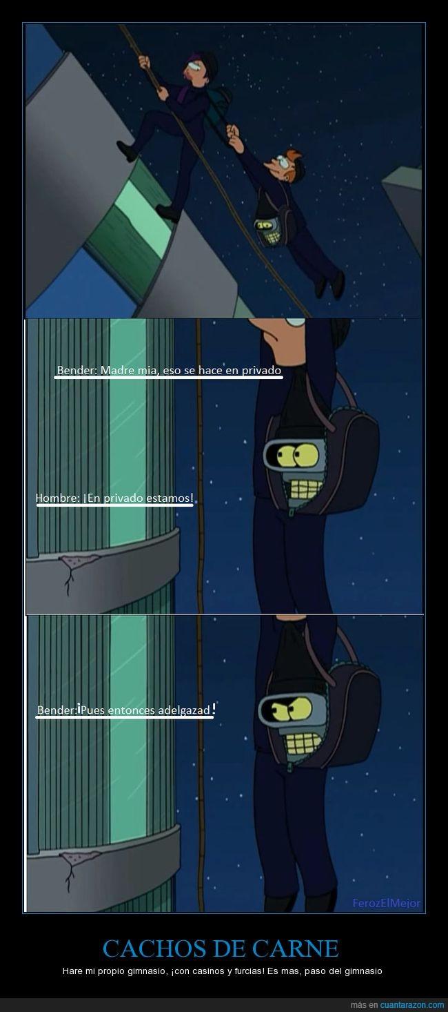 Bender,Fry,Leela,video en la descripcion,¡Traed de vuelta Futurama!