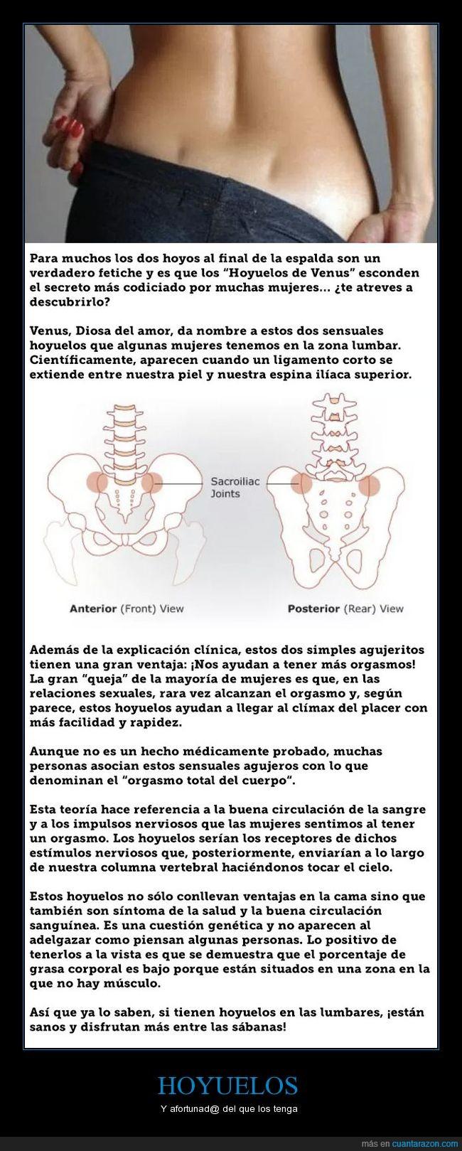 espalda,hoyuelos,lumbares,sanos