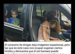 Enlace a Detienen a dos padres que conducían con sobredosis de heroína con su hijo de 4 años detrás