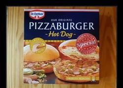 Enlace a Pizza, hamburguesa y hotdog. Y 3 días en el baño