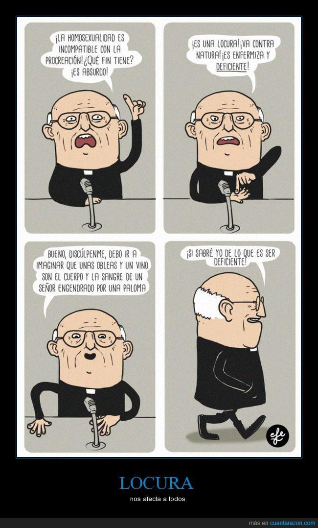 caricatura,cómic,cura,dibujos,humor,religión