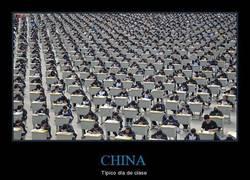 Enlace a Un día cualquiera en China
